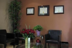 Del Sur Dentistry Reception