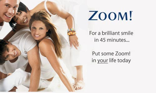 Zoom Whitening Before and After Photos